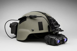 DNVG Helmet-mounted